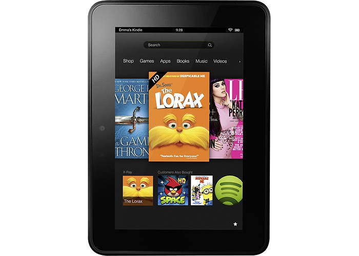Amazon - Kindle Fire HD - 7""